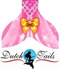 Dutch Tails zeemeerminnen staart Schubben Doornroosje2