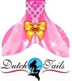 Dutch Tails zeemeerminnen staart Schubben Doornroosje