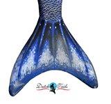 Dutch Tails zeemeerminnen staart schubben paars