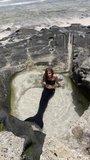 Dutch Tails zeemeermin set zwart