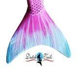 Dutch Tails zeemeerminnen staart schubben roze