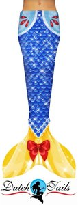 Dutch Tails zeemeerminnen staart Schubben Sneeuwwitje