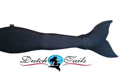 Dutch Tails zeemeermin staart zwart