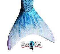 Dutch Tails zeemeerminnen staart schubben blauw